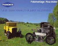 Seit 1888 Fahrzeugbau in Zittau