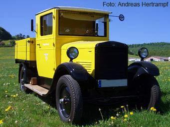 Jetztzustand dieses Fahrzeuges, ebenfalls präsentiert beim Oldtimertreffen in Strahwalde