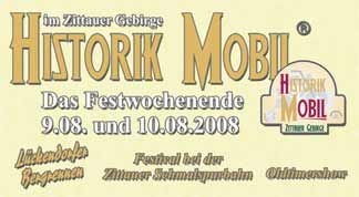 Historik Mobil 2008
