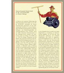 Jonsdorfer Oldtimertage im Rahmen der Historik Mobil