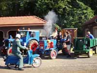 Historik Mobil 2010 im Zittauer Gebirge
