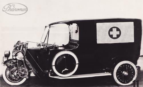 Phänomobil Modell K