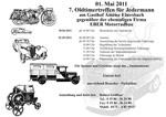 01. Mai 2012 8. Oldtimertreffen für Jedermann