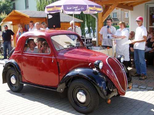 Oldtimertreffen in Hirschfeld