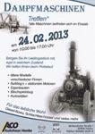 Dampfmaschinentreffen Niesky 2013